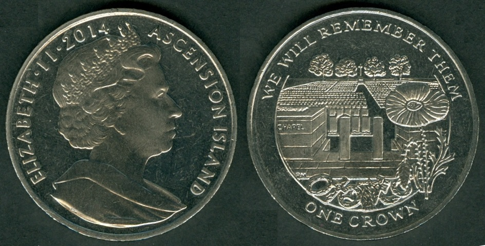 Ascension Island Coins