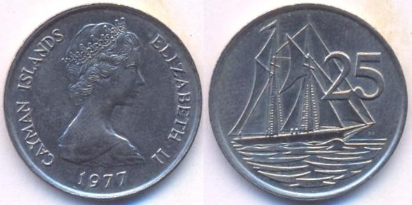 Cayman Islands 1999-1 Cent Copper Plated Steel Coin Great Cayman Thrush