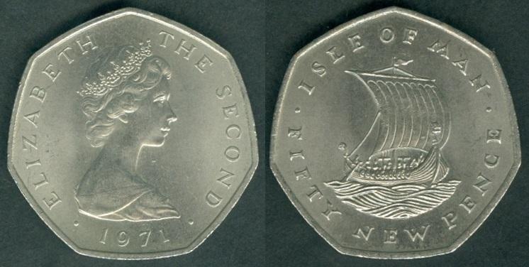 Isle Of Man Crown ENTRY INTO THE EUROPEAN UNION 2004