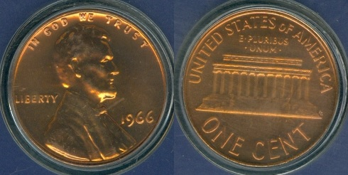USA Coins 1964 - 1968 under President: Lyndon Baines Johnson