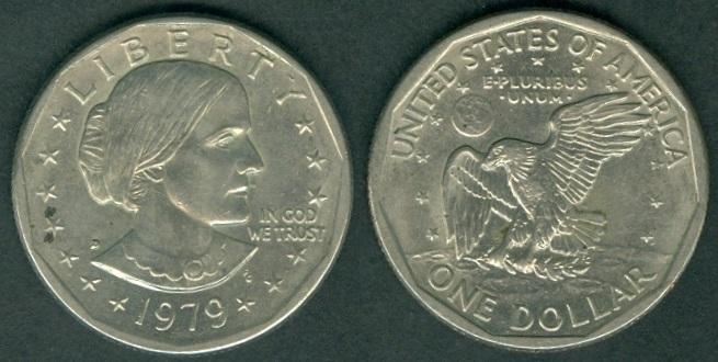 USA Coins 1977 - 1980 under President: James